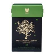 Green Tea W/ Nana (Spearmint) from Wissotzky Tea