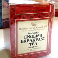 English Breakfast from Harrisons & Crosfield Teas Inc.