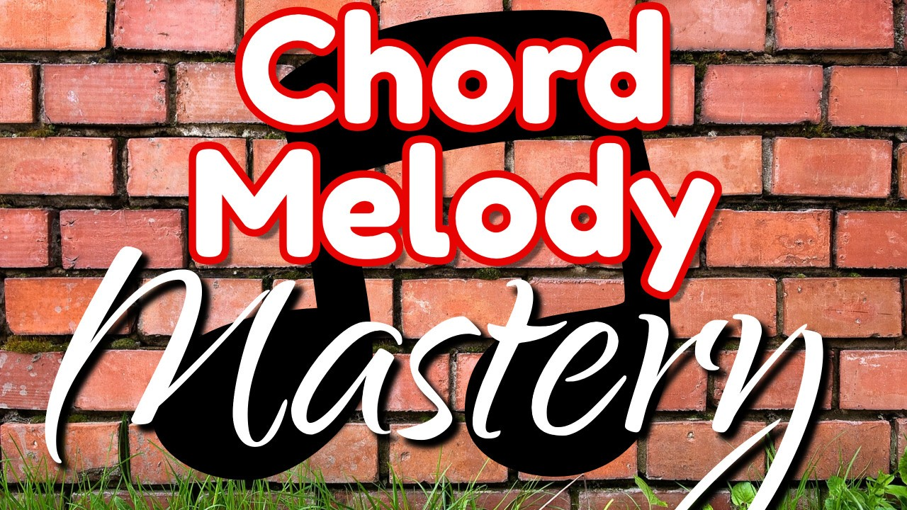 Chord Melody Mastery | JazzGuitarLessons.net