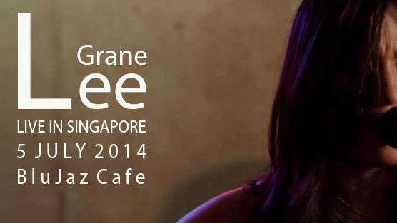 AQUOSTIKA : LEE GRANE - live in singapore 2014