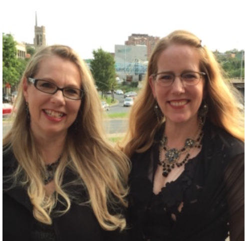 Ann and Karen Mitchell