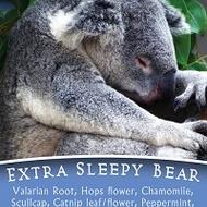 Extra Sleepy Bear from Ohio Tea Company