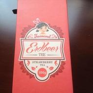 erdbeer tee from taosend