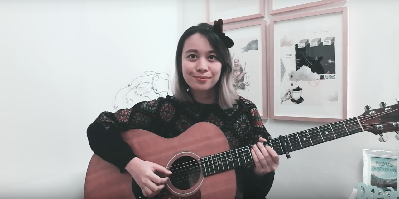 WATCH: Reese Lansangan brings on Christmas cheer with 'No Snow'