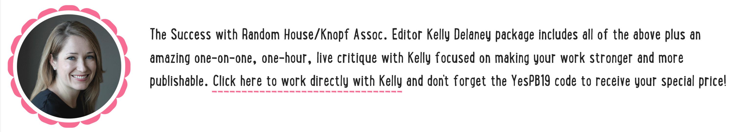 The Big Bonus Plus Success with Kelly