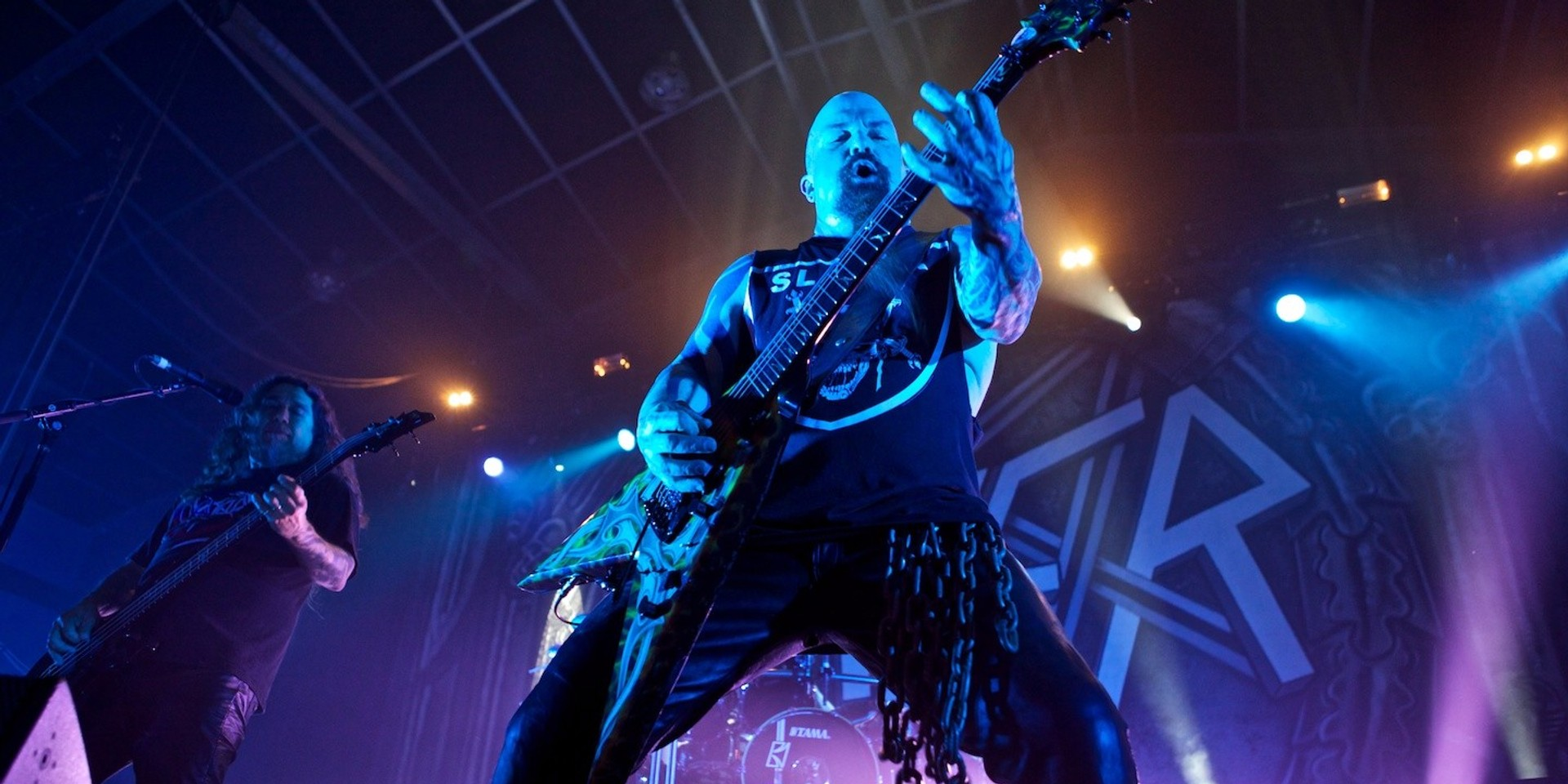 Slayer's show in Manila bans moshing and crowdsurfing