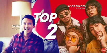 IV of Spades and Kuizz to battle it out on final round of Dreams Come True with AirAsia
