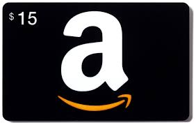 Enter To Win A $15 Amazon Gift Card!