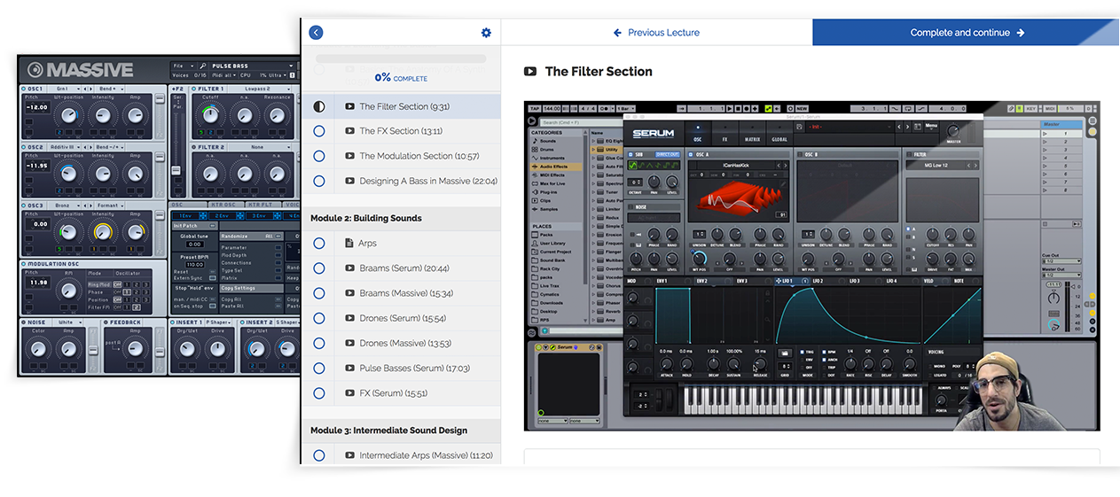 Cinematic Synthesis: Digital Sound Creation   Evenant Online