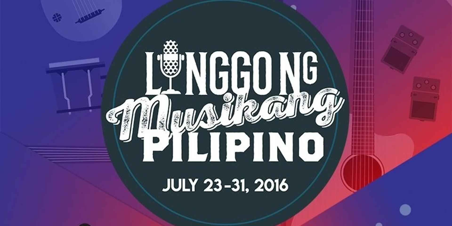 Linggo ng Musikang Pilipino 2016