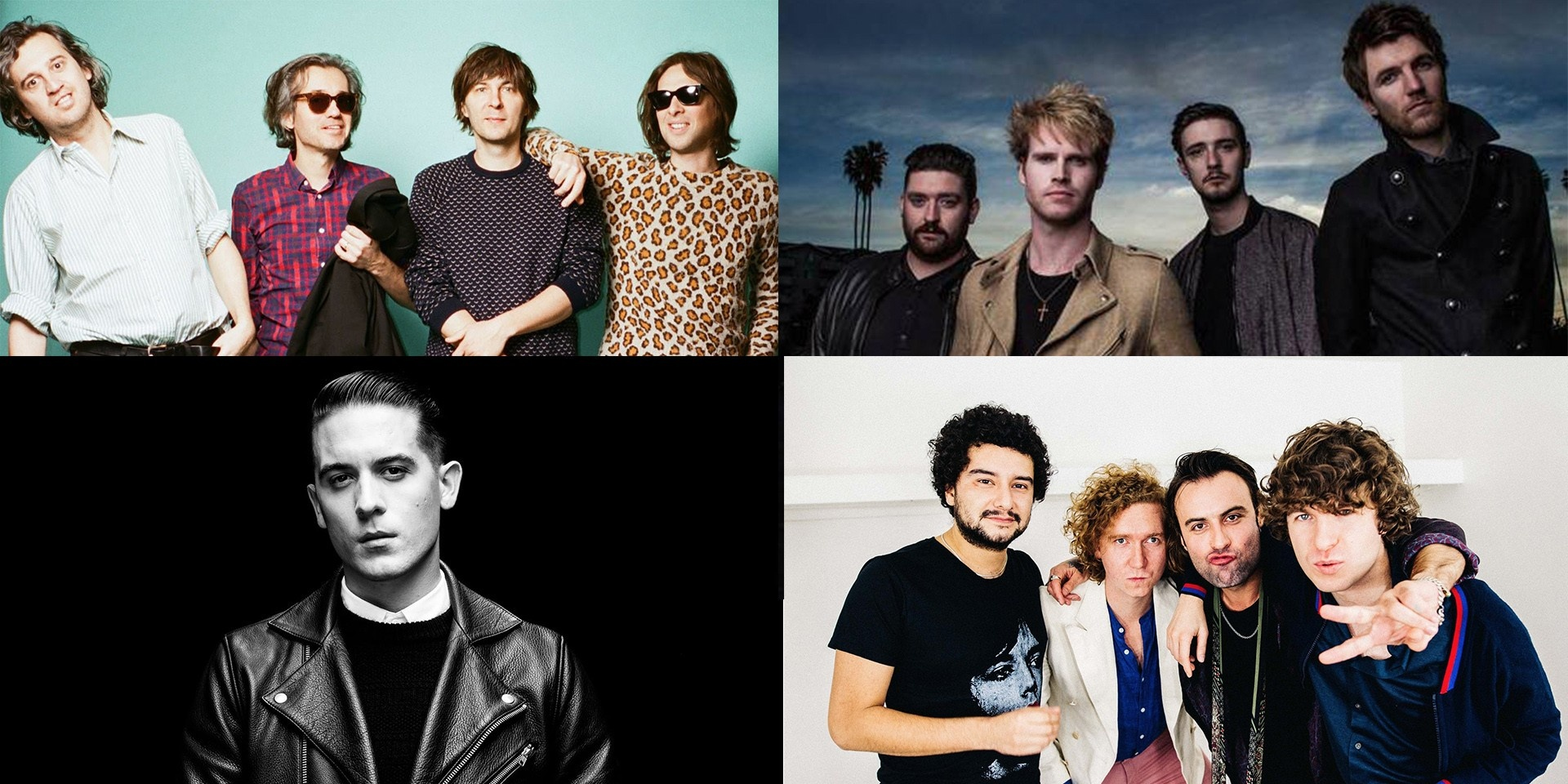 Good Vibes Festival 2017 is back with Phoenix, Kodaline, G-Eazy and The Kooks