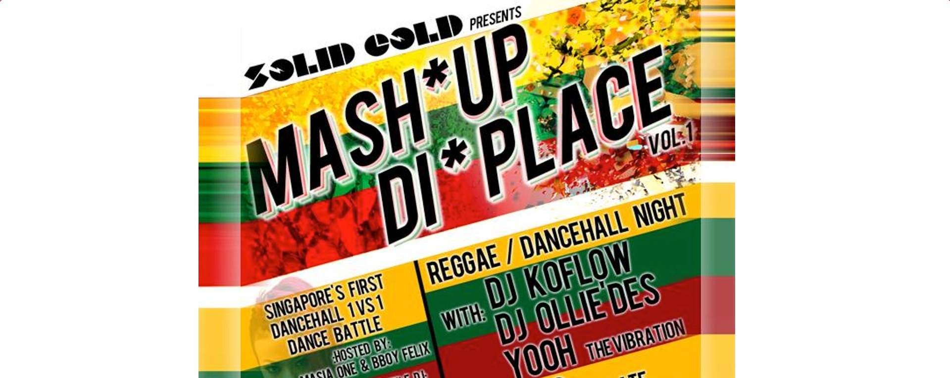 Solid Gold: Dancehall Edition