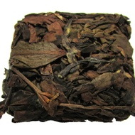 2014 Fujian Zhangping Heavy Roasted Shui Xian Cake Oolong Tea from What-Cha