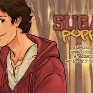 Sugar Puppy from Adagio Custom Blends, Meg Daunting