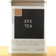 Serene Chai Biodegradable Pyramid Sachets from Epi Tea