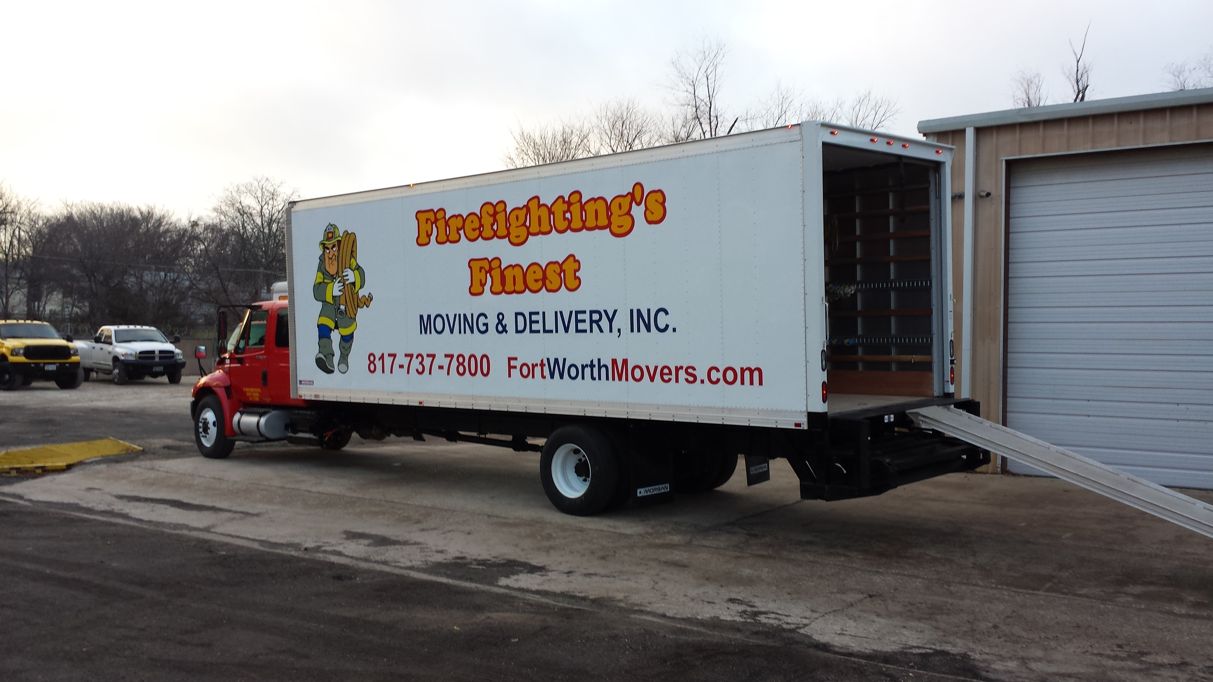 Firefightings Finest Moving Storage Inc