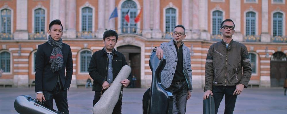 SG50@VCH: T'ang Quartet - Coming Home (SSO)