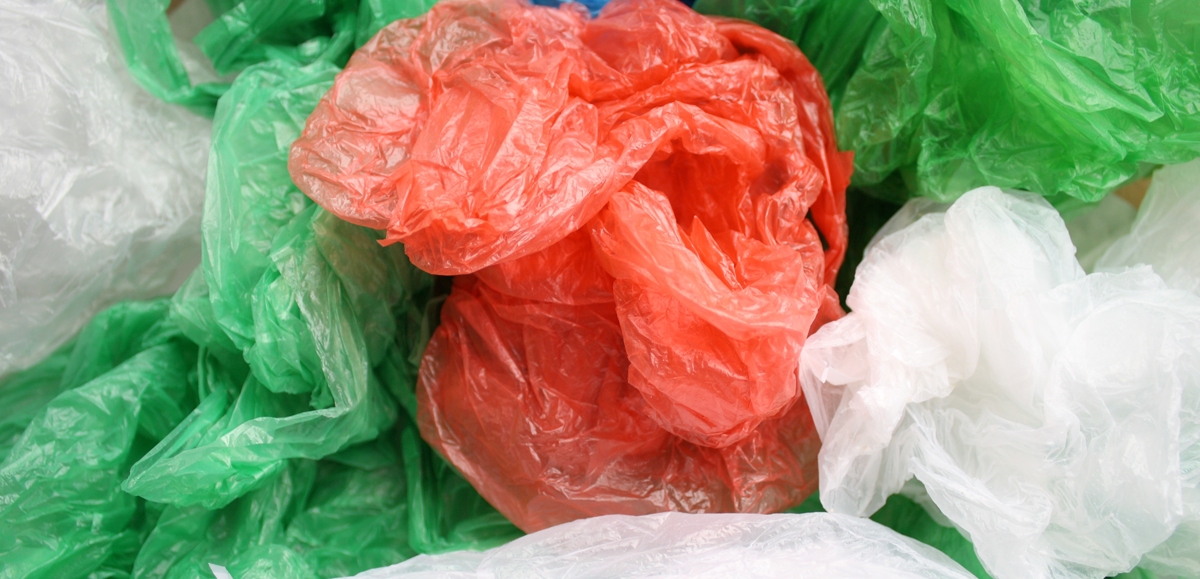 How Plastic Bags Waste Money and Damage the Environment