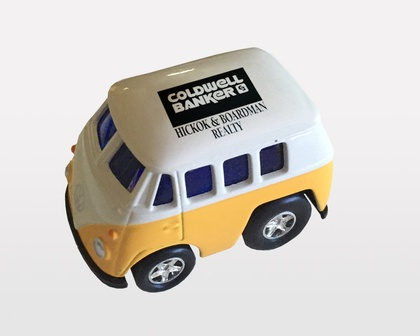 Wind Up VW Bus