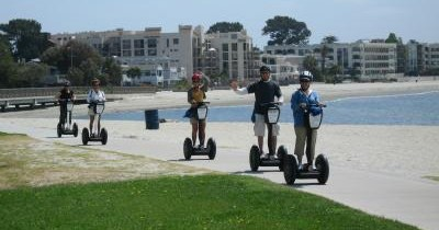 A Segway Pt In Venice Beach Our Expert Instructors Will Teach You To Ride Your And Give Ideas On Where Can Head Out Along The