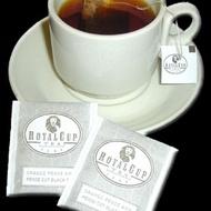 Orange Pekoe and Pekoe Cut Black Tea from Royal Cup
