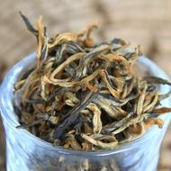 Black Jasmine from Whispering Pines Tea Company