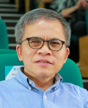 中山大學 盧展南教授
