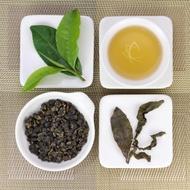 High Mountain Heritage Dong Ding Oolong Tea, Lot 743 from Taiwan Tea Crafts