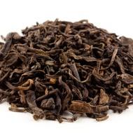 Pu'er from Shanghai Ganchun Tea Company