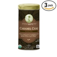 Caramel Chai from Zhena's Gypsy Tea