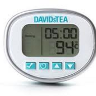 Thermometer and Timer from DAVIDsTEA