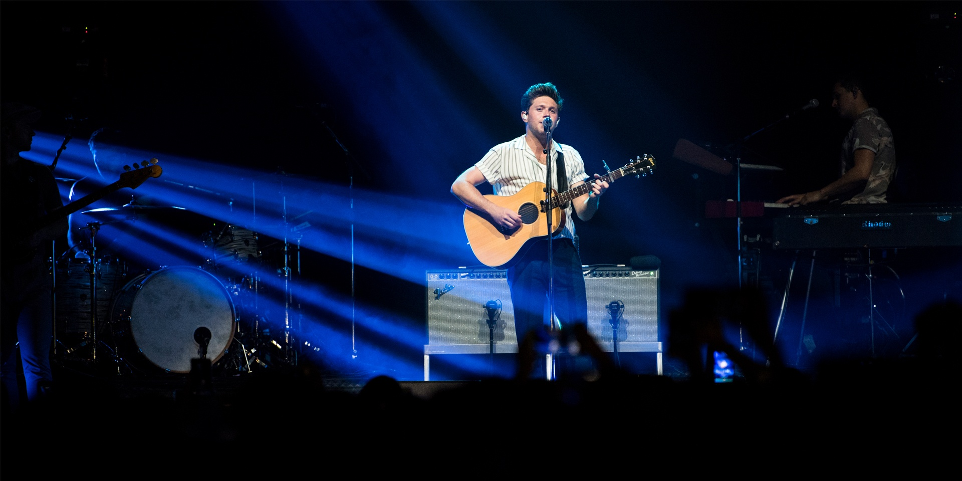 Niall Horan charms and captivates at Singapore concert – gig report