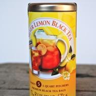 Meyer Lemon Black Tea from The Republic of Tea