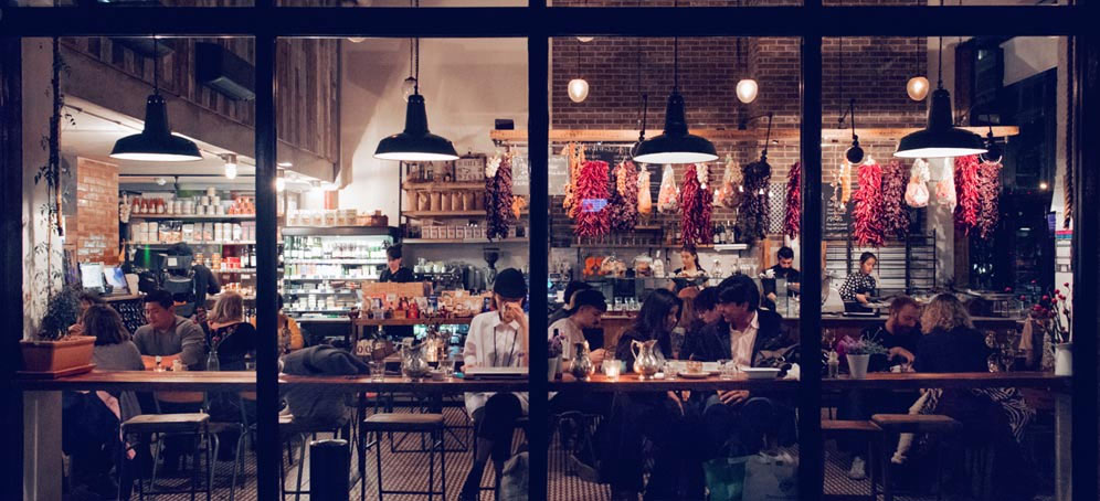 CAFE ROUTE DALSTON