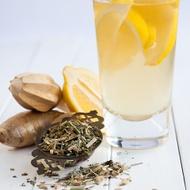 Organic Lemon Aid from The Rabbit Hole Organic Tea Bar