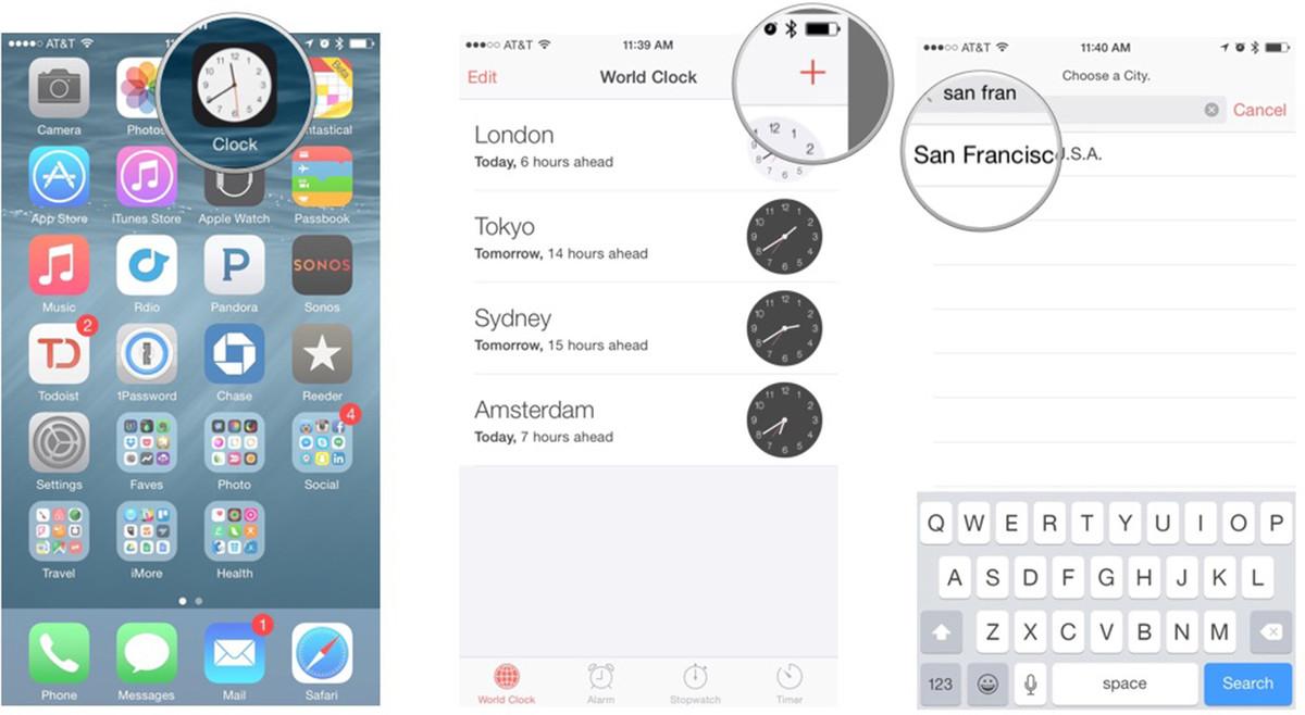 The clock app manual gingko app gumiabroncs Choice Image