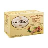 Cinnamon Apple Breakfast Tea from Twinings