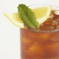 Organic Pure Black Iced Tea from Mighty Leaf Tea
