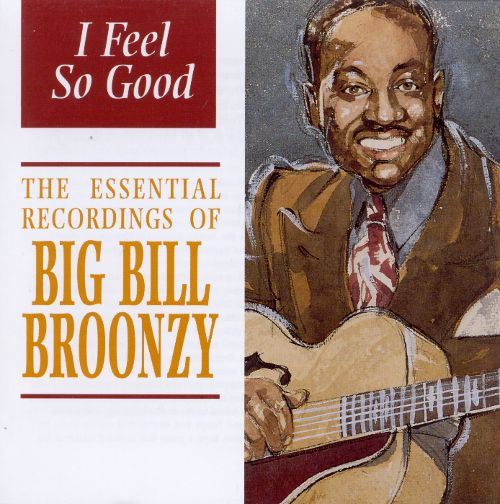 Bill Broonzy - Swing Blues Guitar King