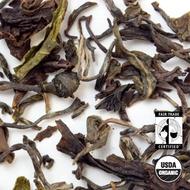 Organic Makaibari Oolong Tea from Arbor Teas