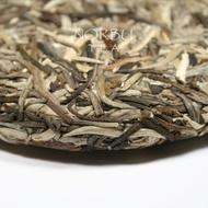 2007 White Bud 250g Sheng Pu-Erh Tea Cake from Norbu Tea