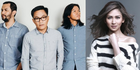 Sarah Geronimo shares the stage with Ebe Dancel, Bullet Dumas, Johnoy Danao – watch