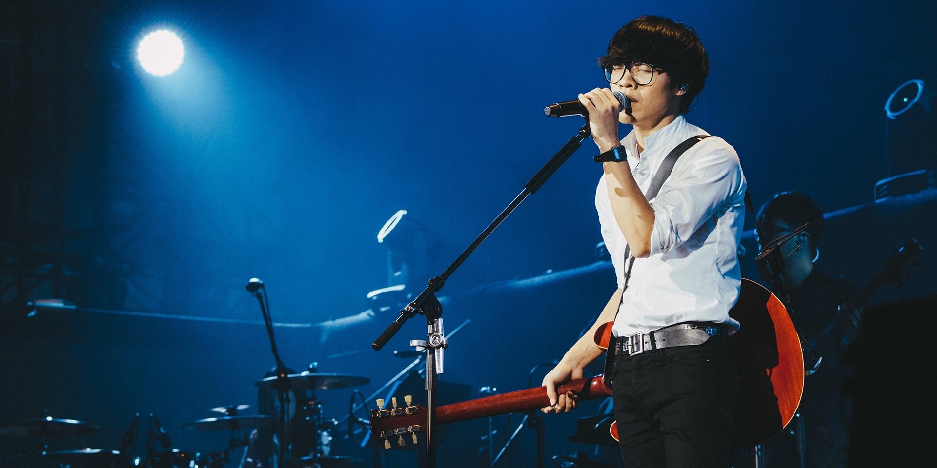 Crowd Lu卢广仲回顾十年音乐生涯:最骄傲的是每天都吃早餐!