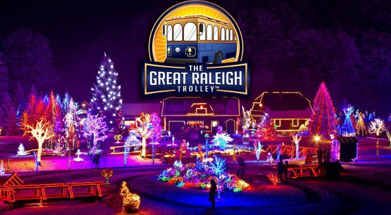 griswold holiday lights tour