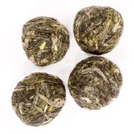 Green Dragon Pearls from Adagio Teas
