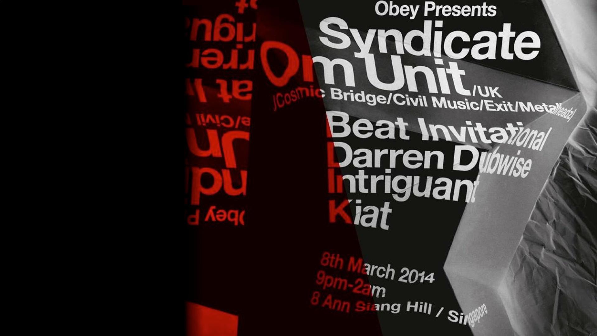 Syndicate: Om Unit