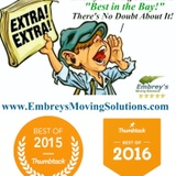 Embrey's Moving Solutions image
