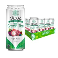 Iced Green Tea - Super Fruit (Lightly Sweetened) from Steaz