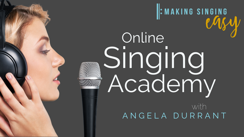 The Online Singing Academy | Making Singing Easy