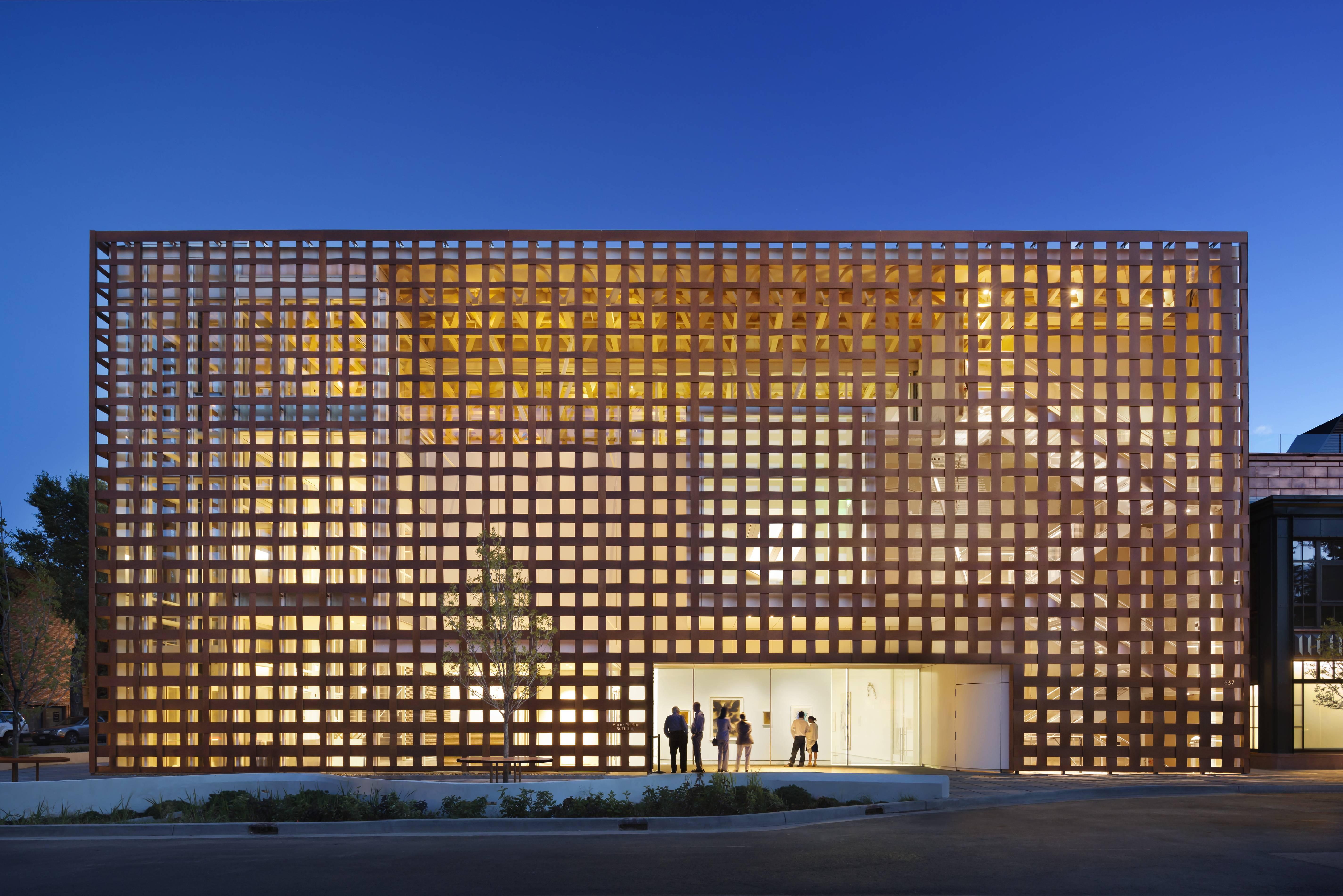 New Building Aspen Art Museum